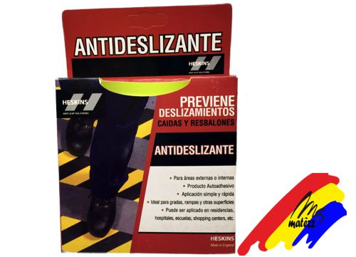 Antideslizante 25mm x 6mt