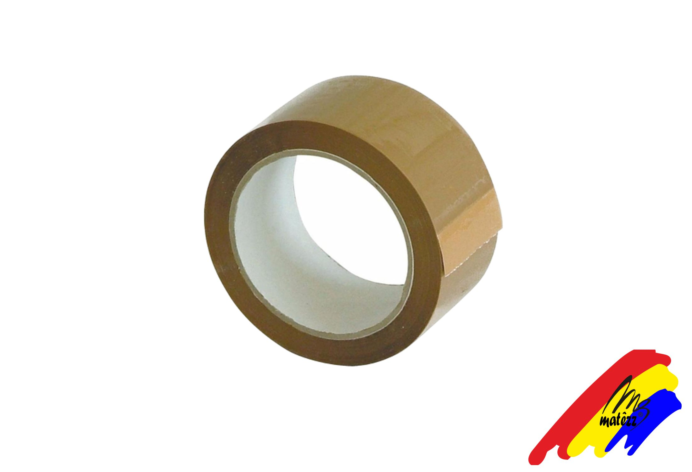 Cinta embalaje 48mm x 40mt Marron